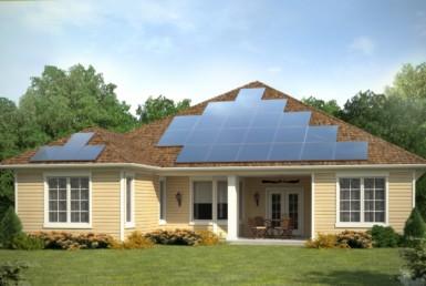 solar panels on homes gainesville
