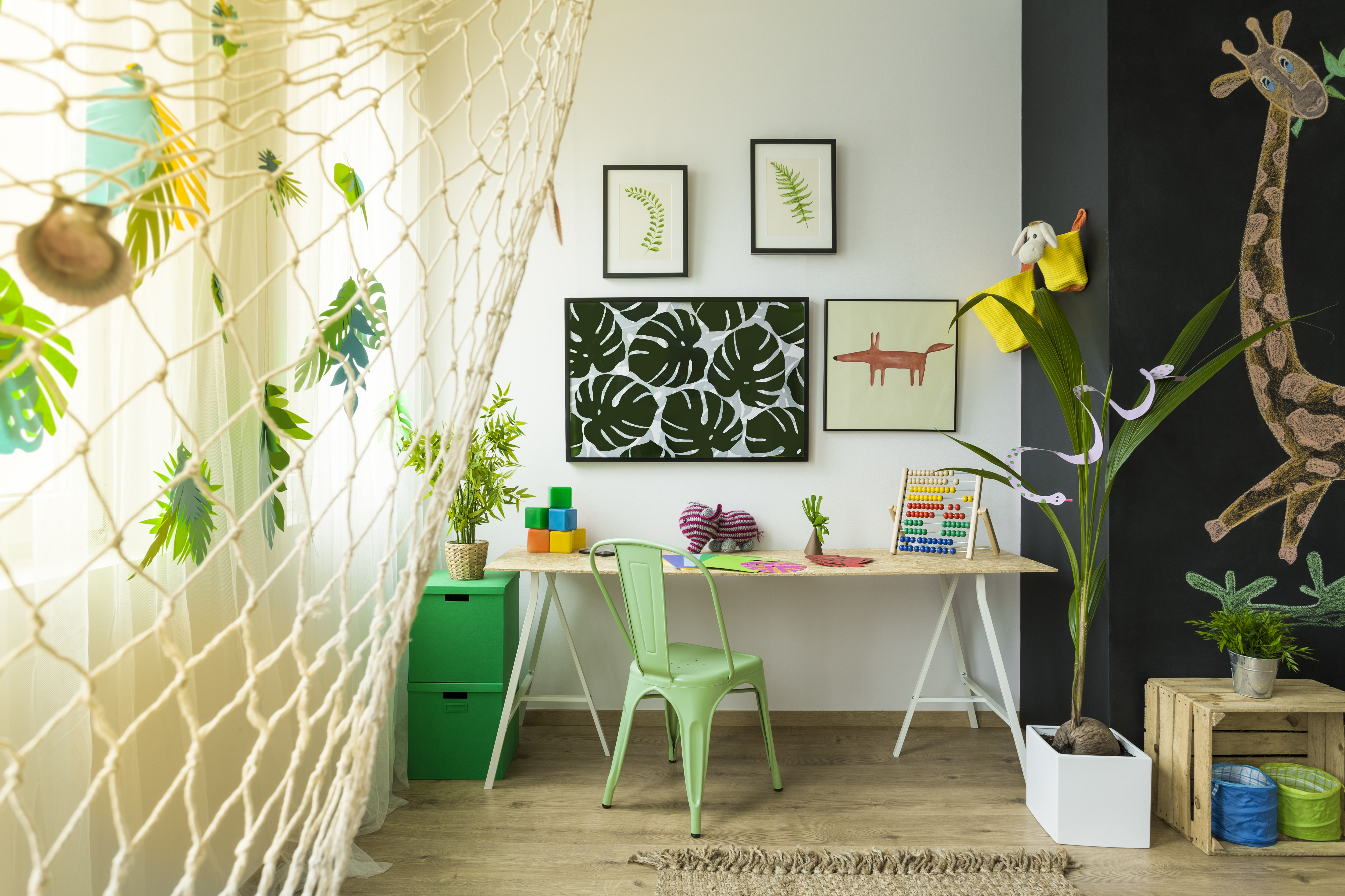 Integrating Kid Style Into Adult Decor